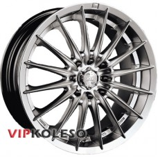 Racing Wheels H-155 5.5x13 4x100 ET35 DIA67.1 Hyper Silver (Cупер серебро)