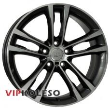 WSP Italy BMW (W681) Achille 8x19 5x120 ET36 DIA72.6 Anthracide polish