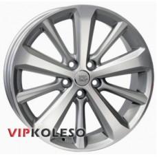 WSP Italy Toyota (W1770) LAquila 7.5x19 5x114.3 ET35 DIA60.1 Silver Polished (Серебристый полированный)
